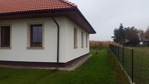 Elewacje Łęczna - docieplenia domów