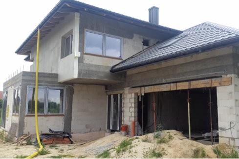 Budowa domów Lublin przy użyciu materiałów budowlanych z firmy Rbud z Łęcznej