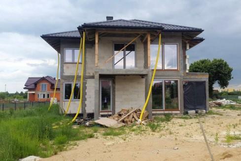 Budowa domów Lublin - Rbud Łęczna. Wykonawcy domów