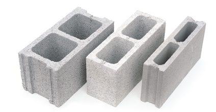 wymiary bloczka betonowego