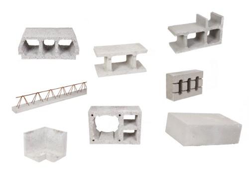 Prefabrykaty betonowe Lewtak. Bloczki fundamentowe, kształtki wieńcowe, nadproża, wyroby betonowe.