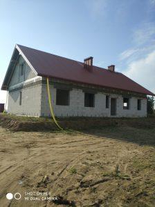 dom jednorodzinny - firma budowlana pulawy