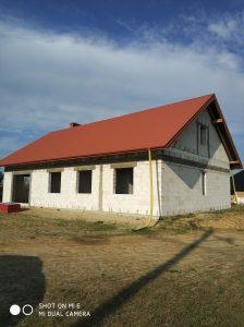 nowoczasny dom jednorodzinny