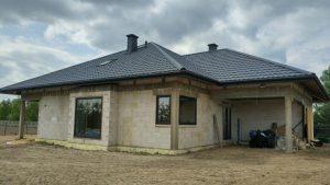 dom jednorodzinny - budowa domów