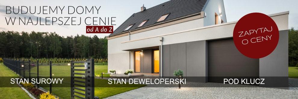 Budowa domów Lublin Łęczna Lubartów - budujemy domy od podstaw