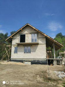 budowa domu z r-bud Lublin Łęczna Lubartów Chełm Włodawa